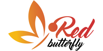 Red Butterfly Logo