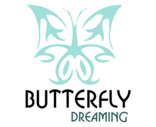 Butterfly Dreaming Logaster logo