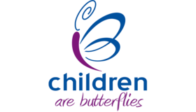 Children are Butterflies Logo