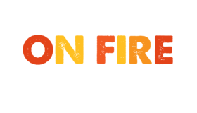 On Fire Logo