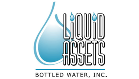 Liquid Assets Water Logo
