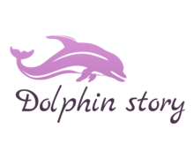 Dolphin Story Logaster logo