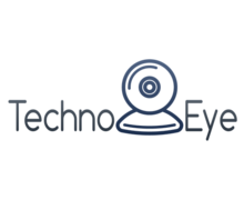 Techno Eye Logaster Logo