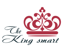 The King Smart Logaster Logo