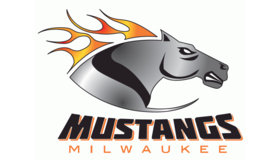 Milwaukee Mustangs Logo
