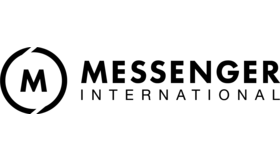 Messenger Black Logo