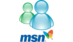 MSN Messenger Logo