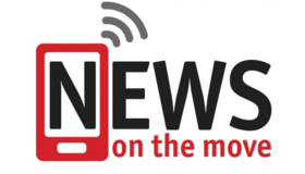 News On The Move Logo