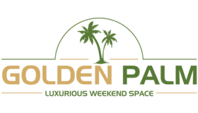 Golden Palm Logo
