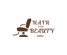 Hair and Beauty Logaster Logo