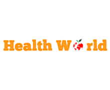 Health World Logaster Logo