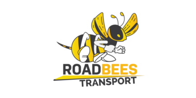 Roadbees Transport Logo