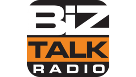 Biz Talk Radio Logo