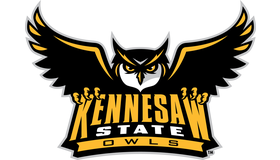 Kennesaw State Athletics Primary Logo