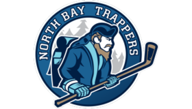North Bay Trappers Logo