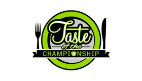 Taste of the Championship Logo