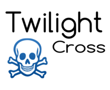 Twilight Cross Logaster Logo