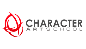 Character Art School Logo