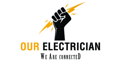 Our Electrician Logo