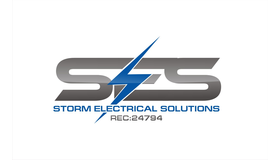 Storm Electrical Solutions Logo