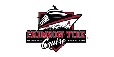 Crimson Tide Cruise Logo