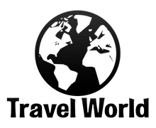 Travel World Logaster Logo