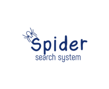 Spider Search System Logaster Logo