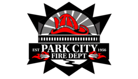 Park City Fire Dept Logo
